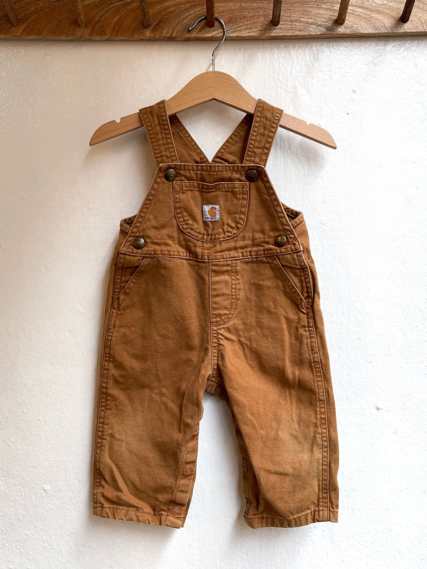 Vintage overall size 12M