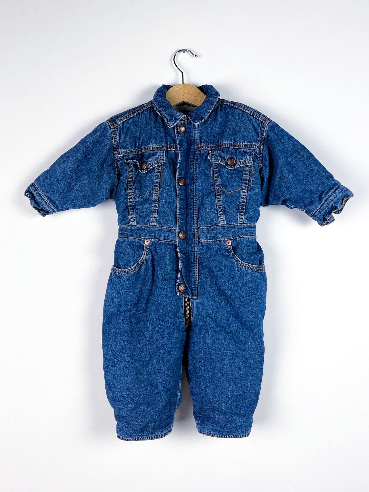 Vintage wintersuit size 9 - 12 M