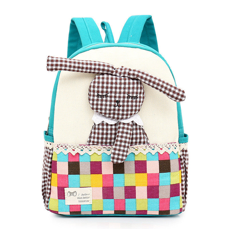 school bags NEW school bag lovely Satchel backpack for children backpack kids mochilas escolares infantis Children's backpack - Meyar