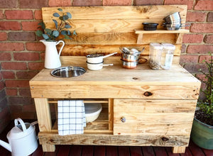 Dimity Mud Kitchen
