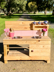 Lexi + Lola Mud Kitchen