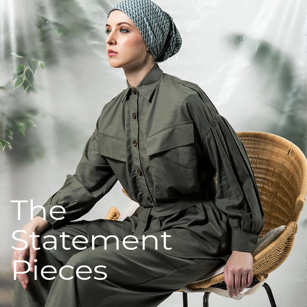 The Statement Pieces