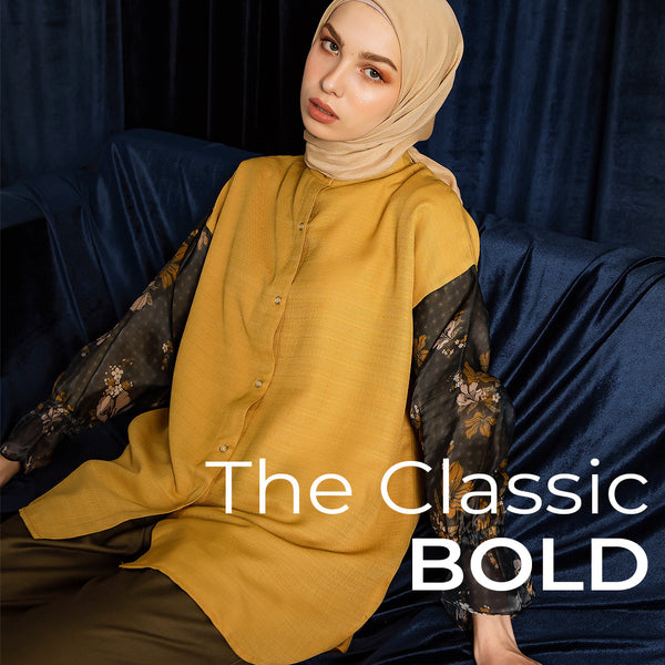 The Classic Bold