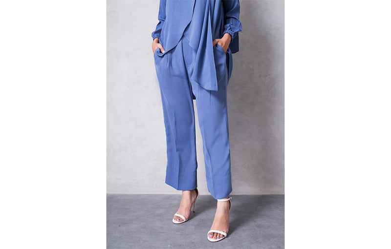 Sezla Pants Blue