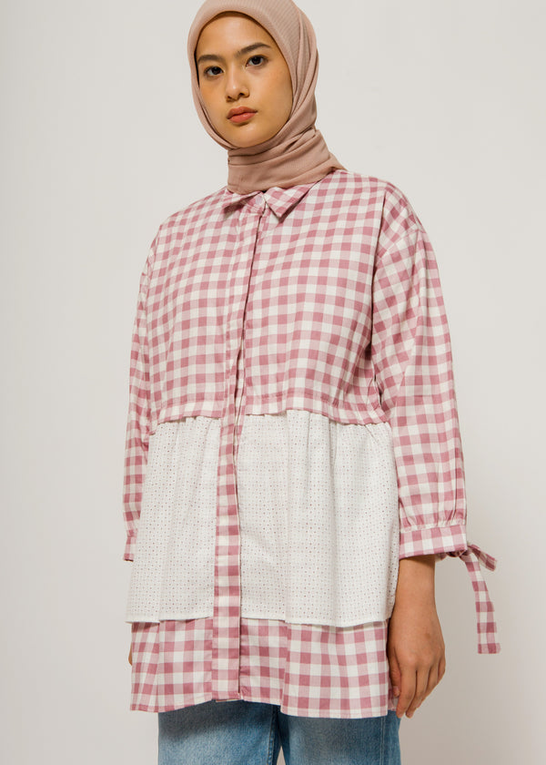 Pitya Shirt Dusty Pink