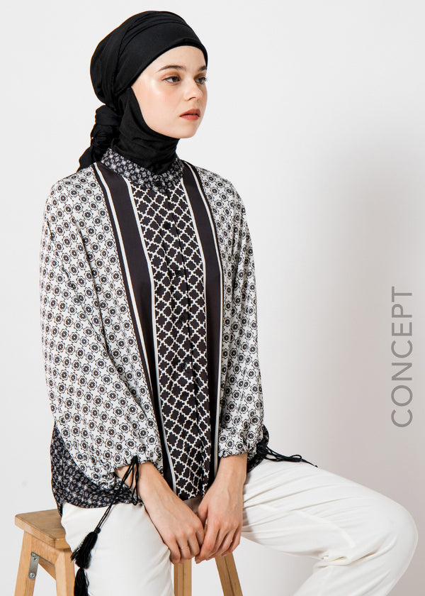 Niona Shirt Black