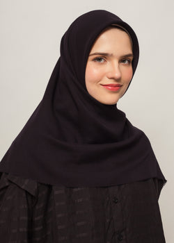 Tisha Scarves Black