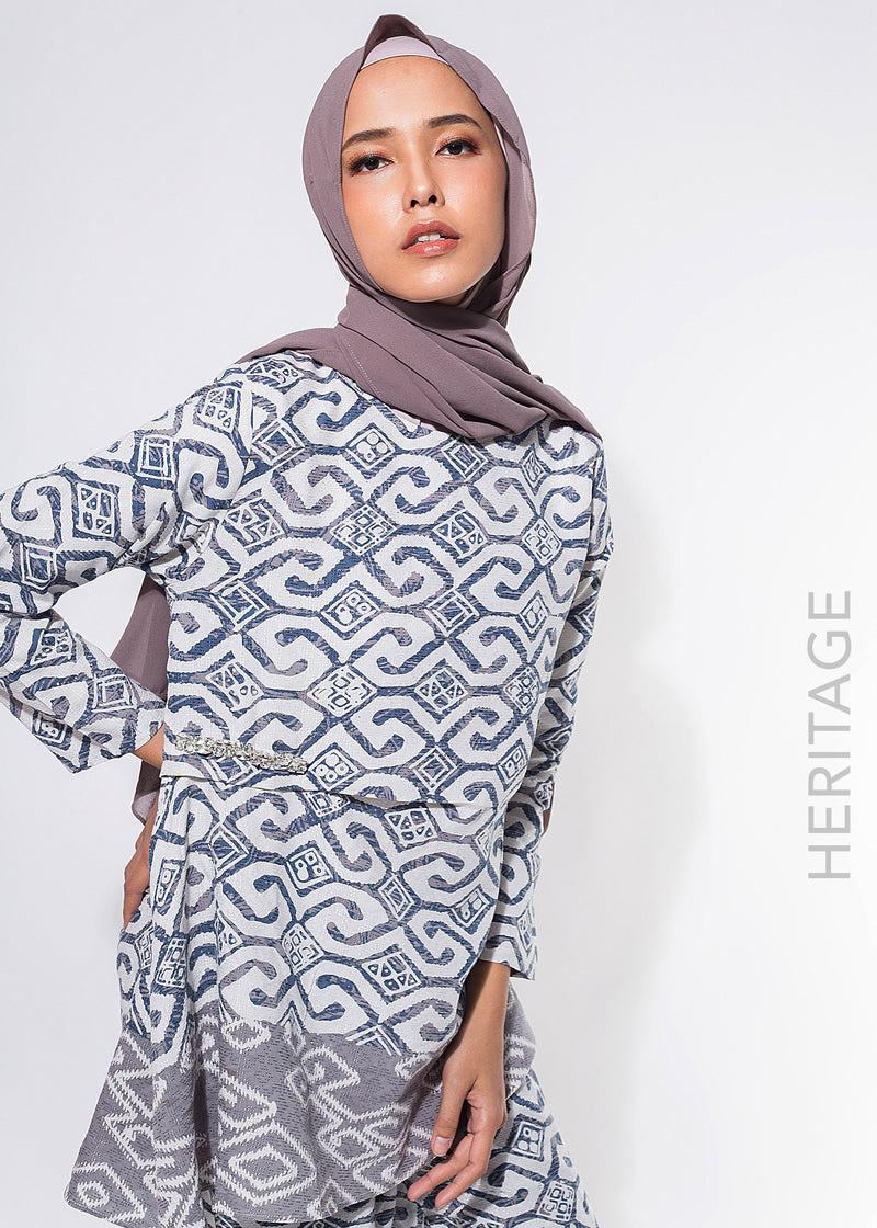 Asra Top Navy