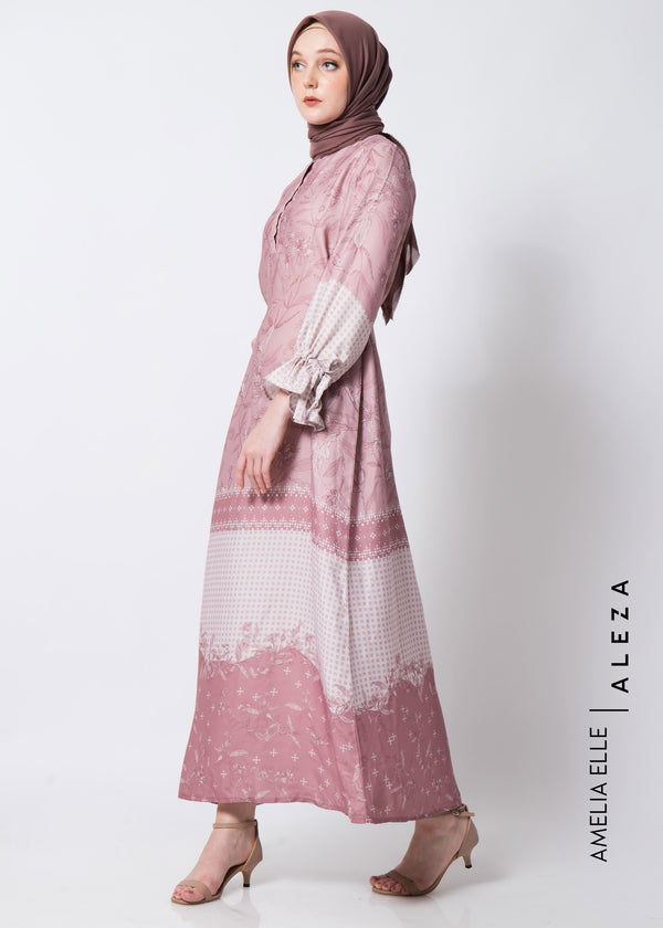 Arala Dress Mauve