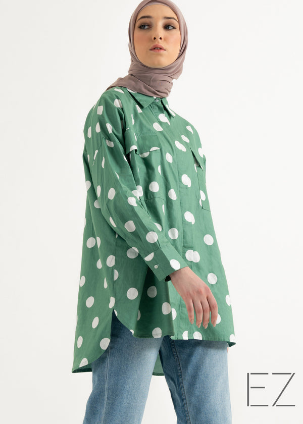 Dela Shirt Mint