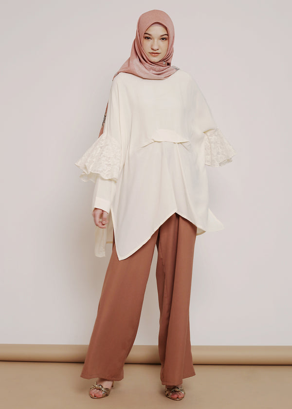 Nerva Tunic Broken White