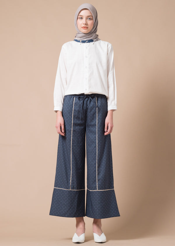 Darzia Pants Navy