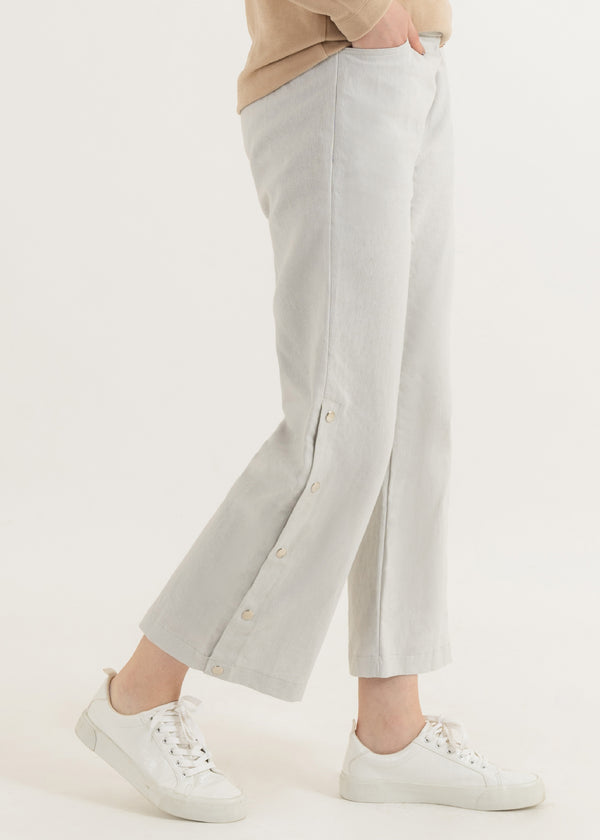 Zeca Pants Soft Gray