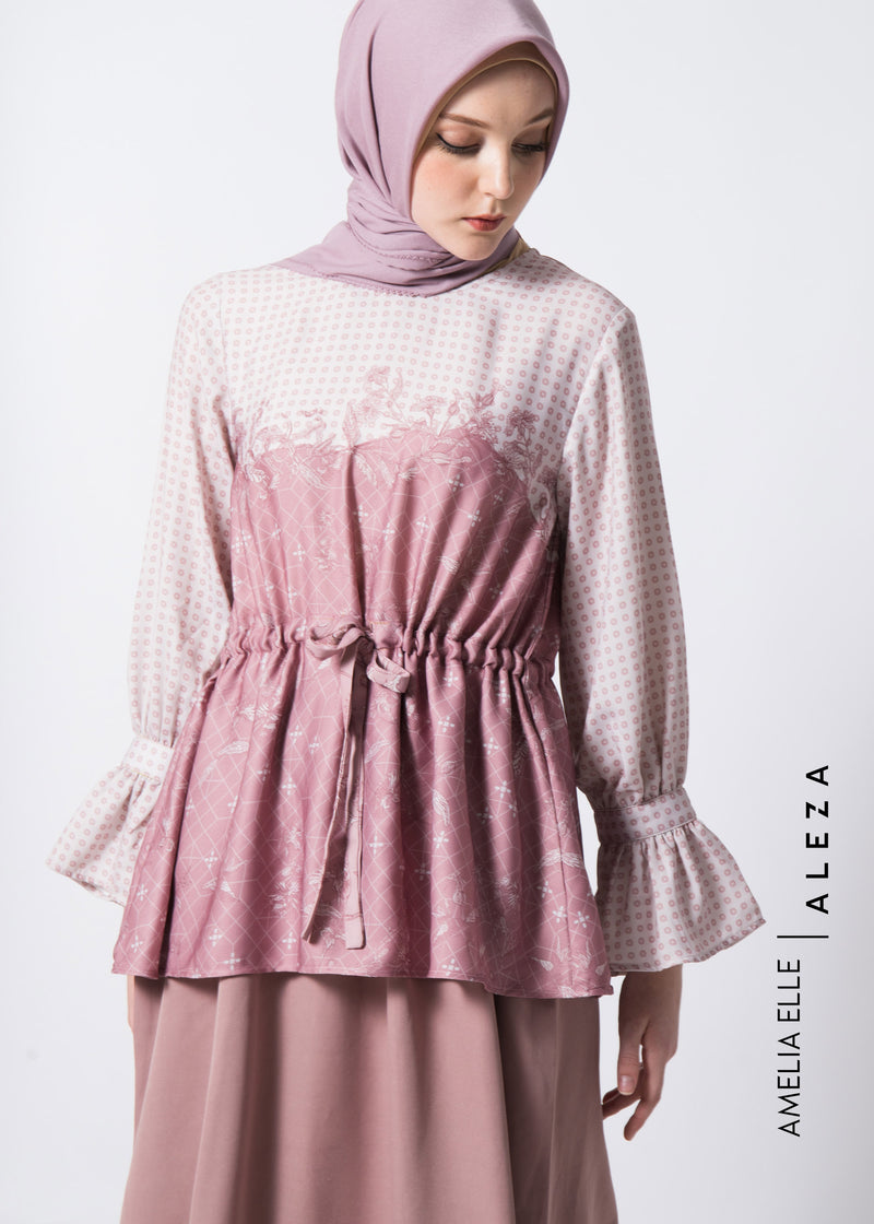 Aizha Dress Mauve