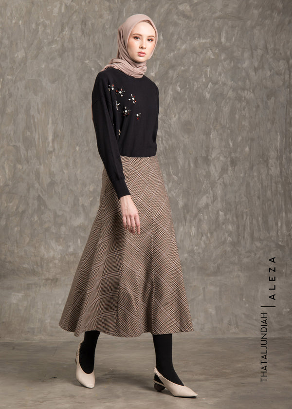 Thandra Skirt Brown