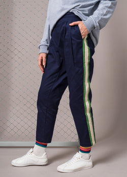 Taliqa Pants Navy
