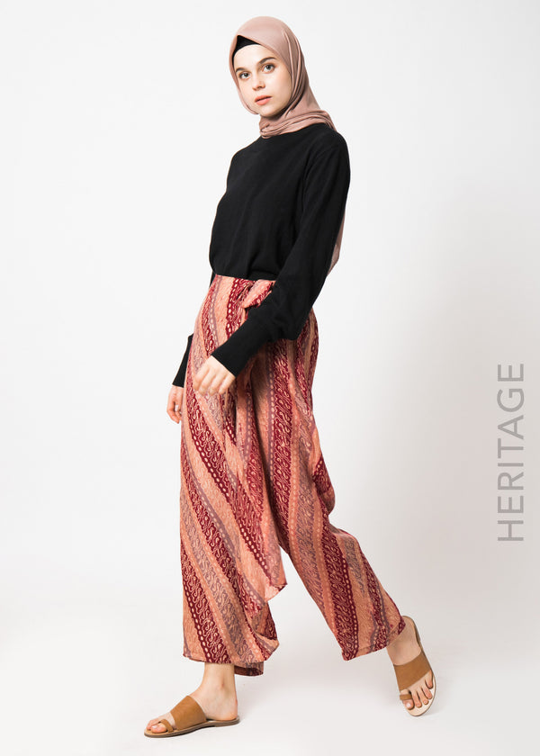 Aina Pants Terracotta