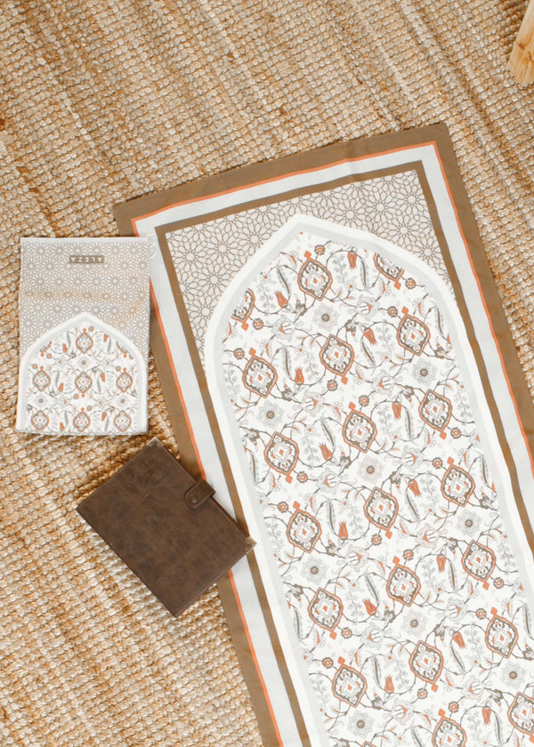 Adeeva Prayer Mat Beige