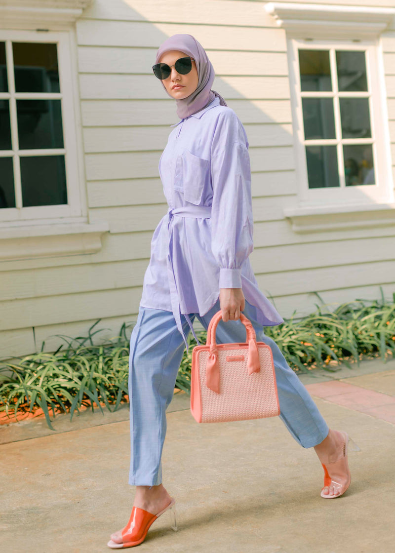 Alia Shirt Purple