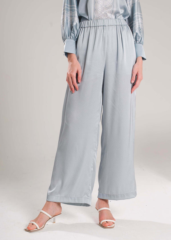 Alley Pants Icy Blue