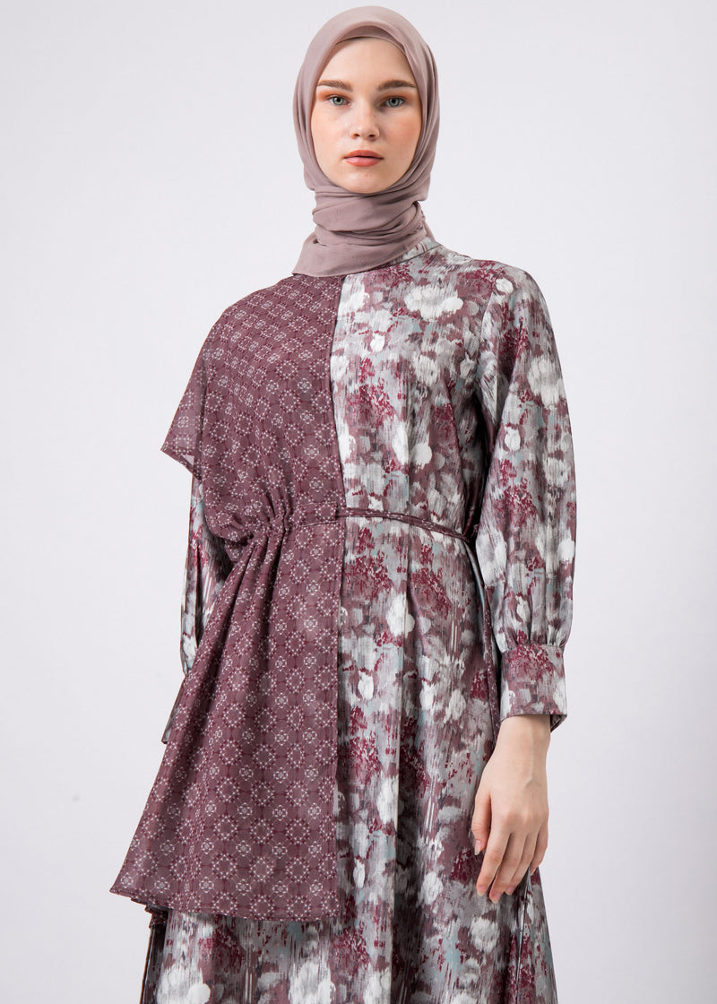 Arazka Dress Mauve