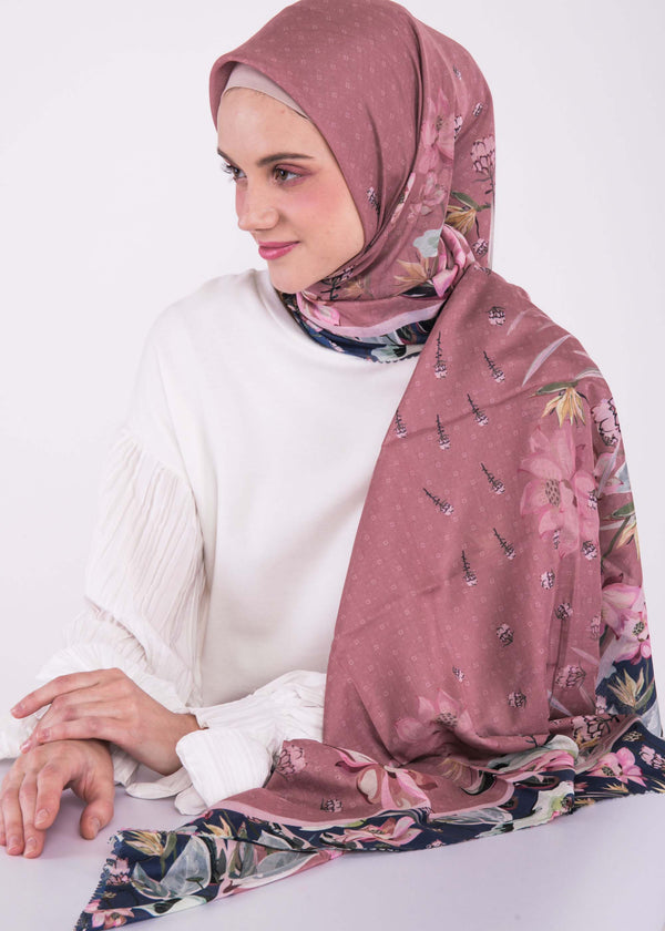 Arumi Scarves Rose Pink