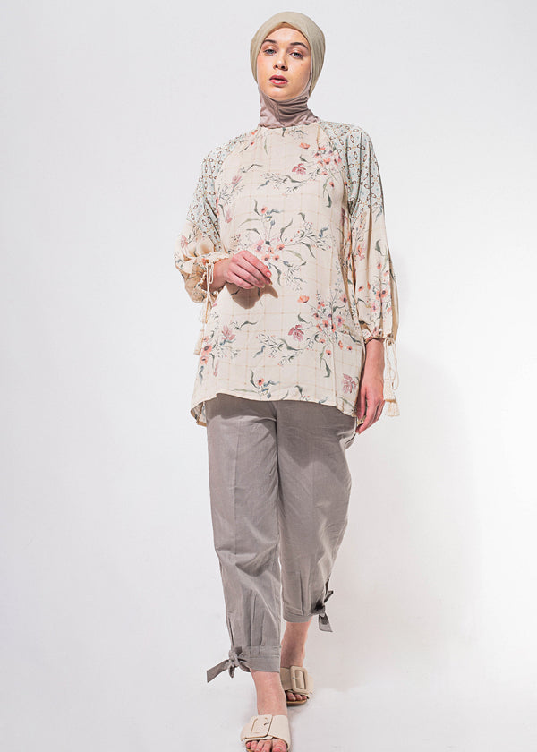 Bivara Top Soft Yellow
