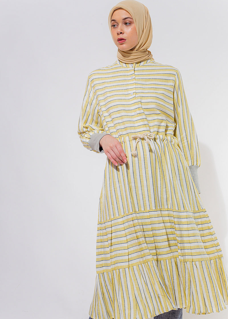 Ciandra Tunic Yellow