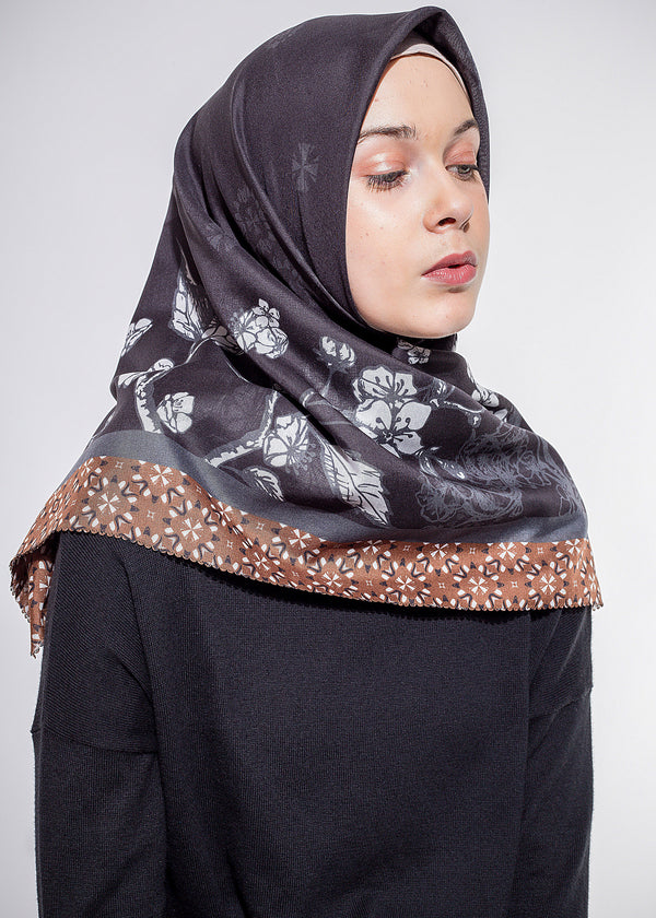 Vizeya Scarves Black