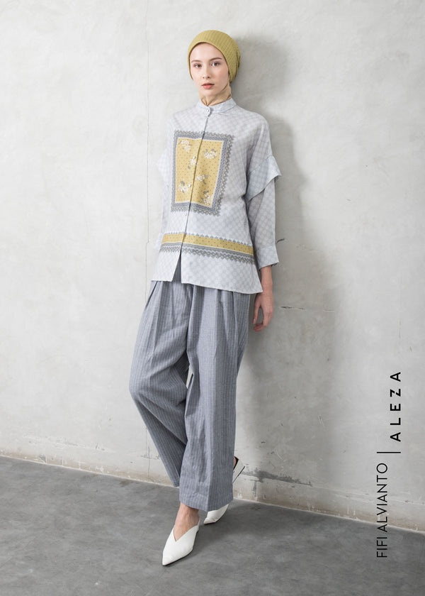 Fifian Shirt Gray