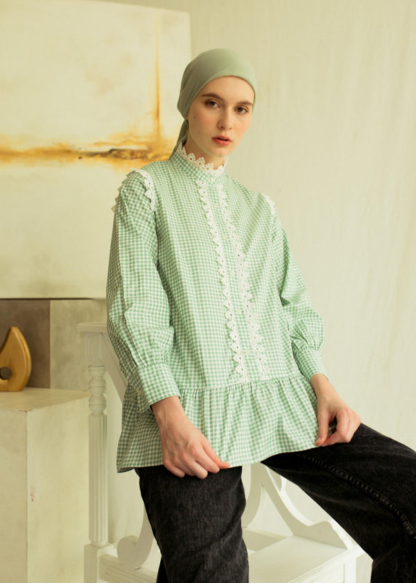 Cevara Shirt Green