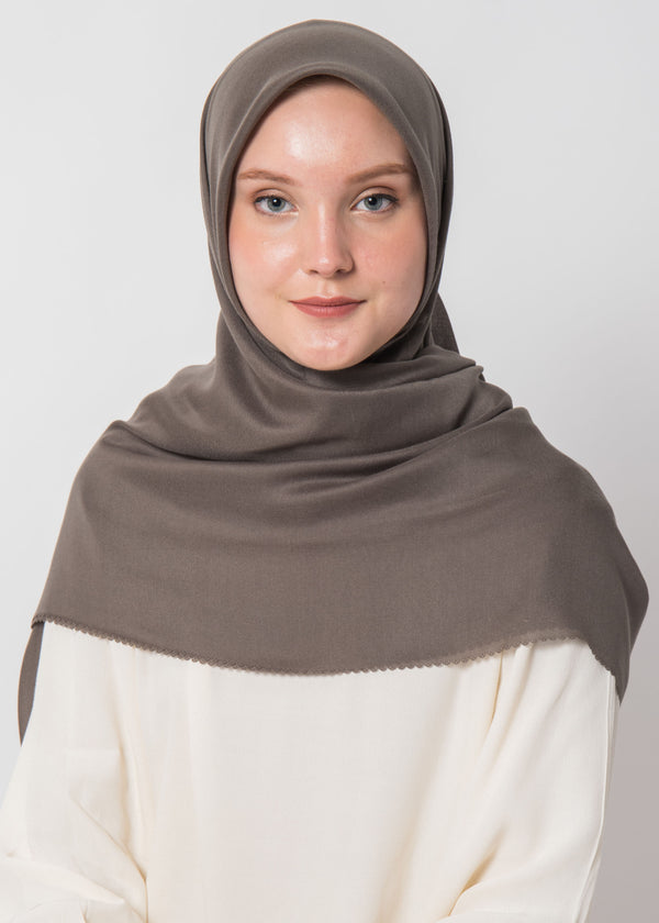 Mizzu Scarves Charcoal
