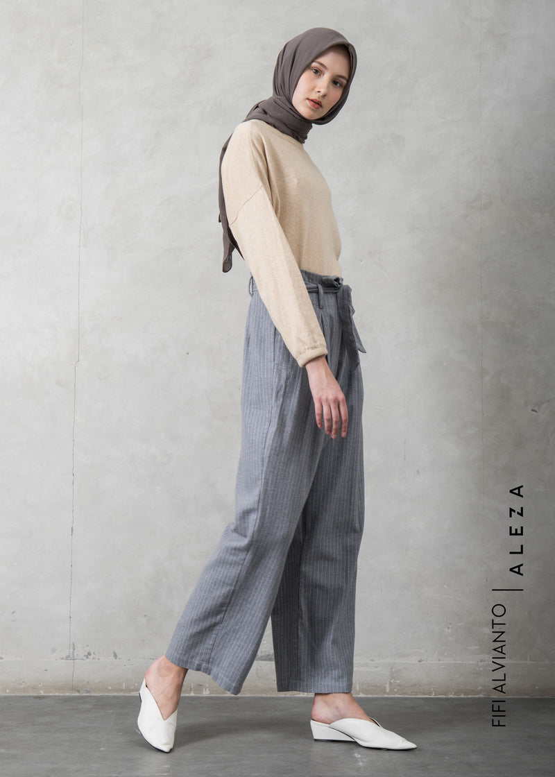 Fiza Pants Gray