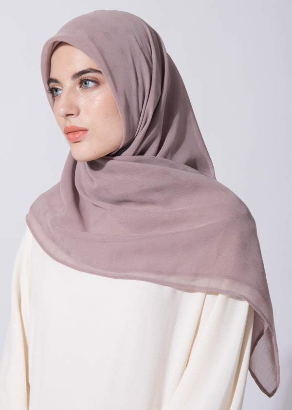 Cazzie Scarves Light Taupe