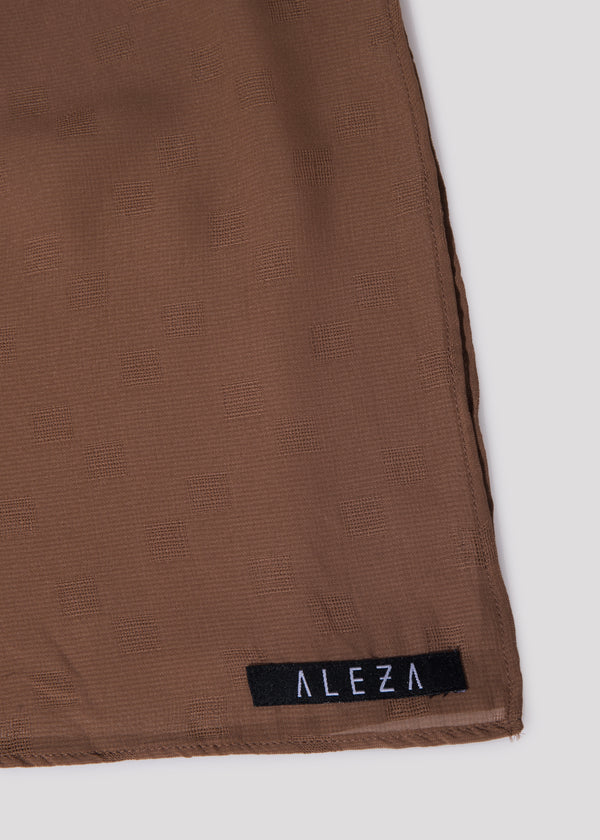Cazzie Scarves Mocca