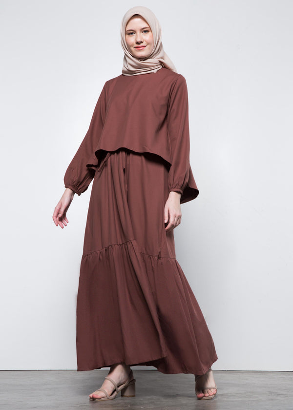 Bexina Dress Mauve