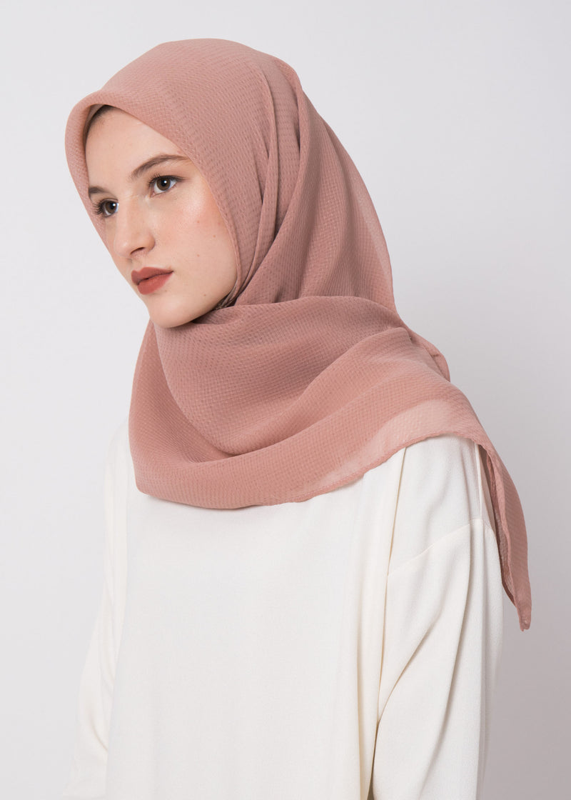 Ceza Scarves Coral Sand