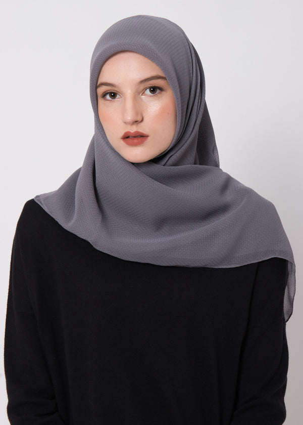 Ceza Scarves Gray