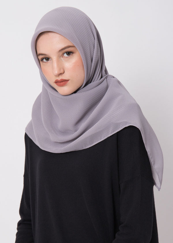 Ceza Scarves Light Gray