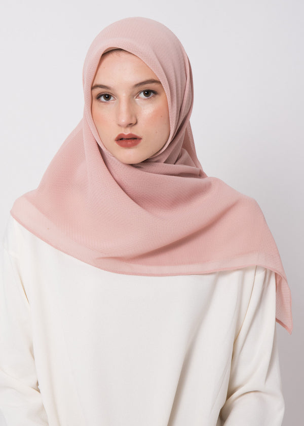 Ceza Scarves Powder Pink