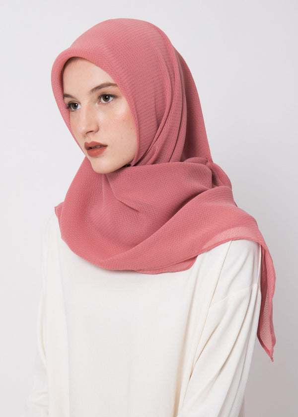 Ceza Scarves Raspberry