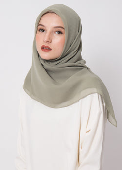 Ceza Scarves Sage Green