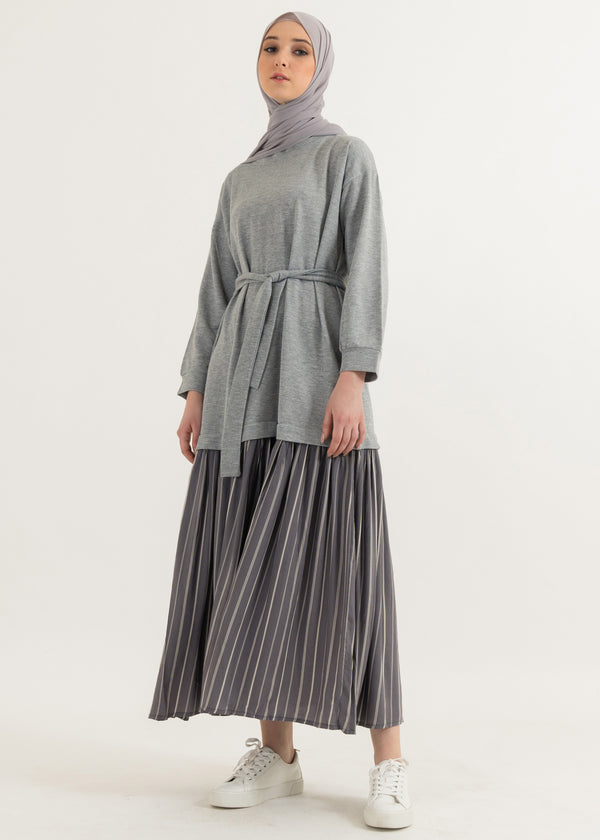 Naika Dress Gray