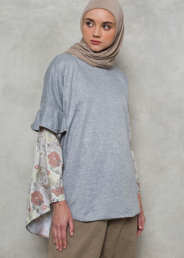 Dalia Sweatshirt Dark Gray
