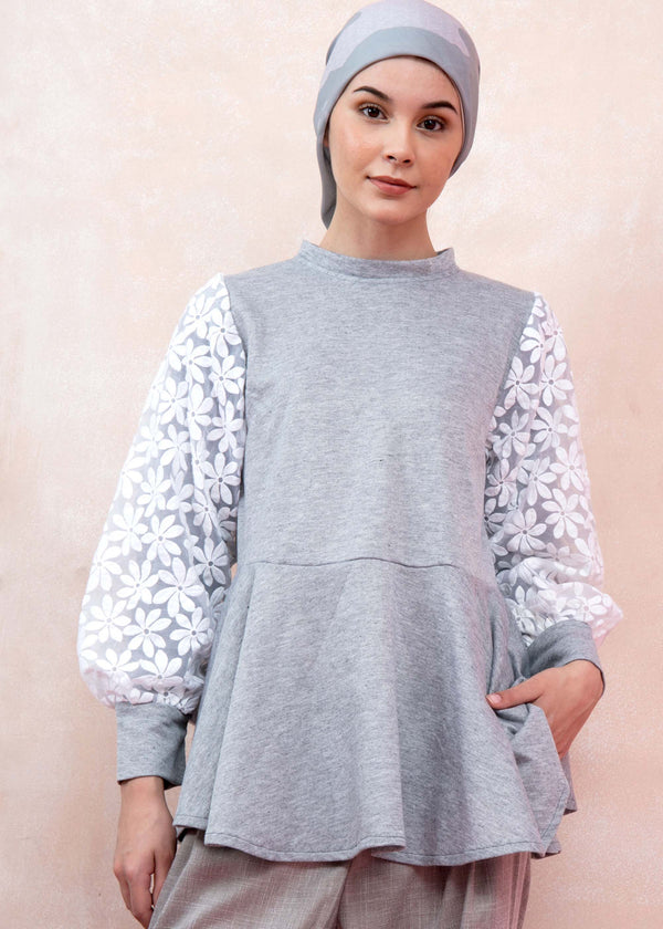Dila Sweatshirt Gray