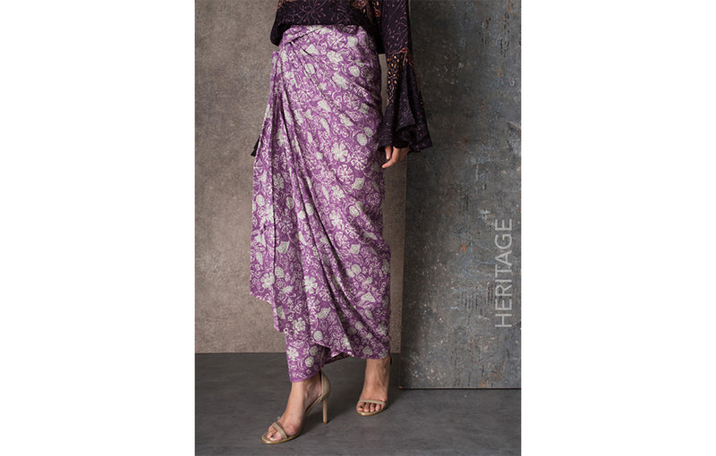 Asmira Skirt Purple
