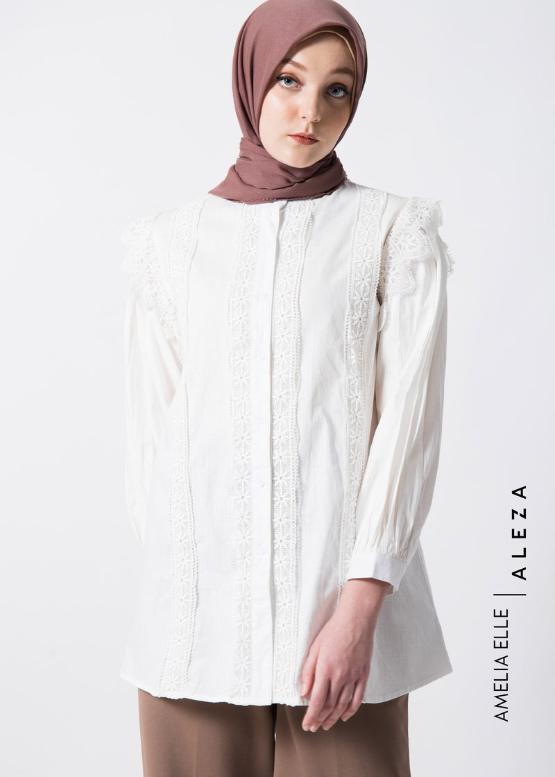 Airi Shirt Broken White