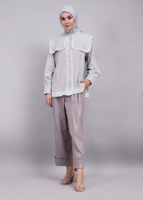 Dumia Shirt Gray