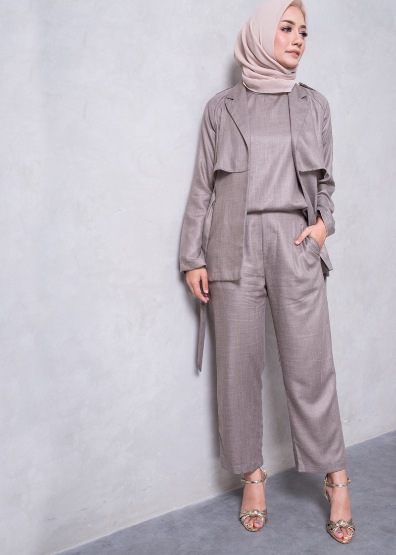 Sevica Pants Brown