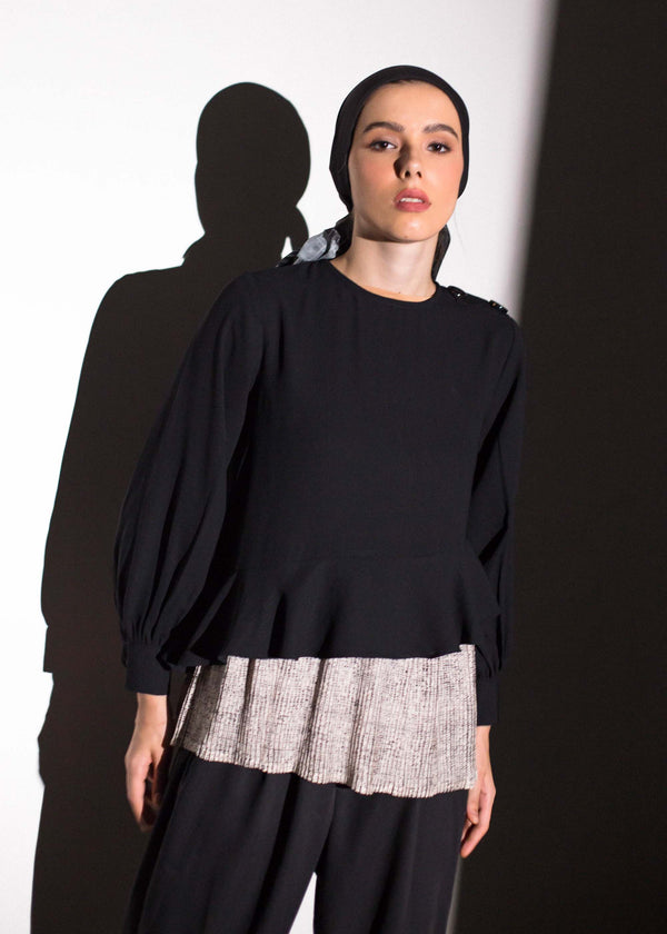 Eriqa Top Black